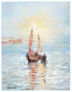 Nostalgiche barche - Ciro Lucariello